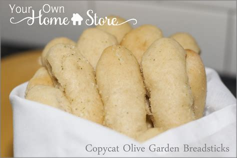 Olive Garden Bread Sticks by Copycat Recipe Olive Garden Bread Sticks Your Own Home