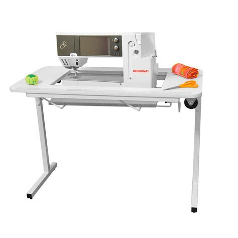 Table For Sewing Machine by Arrow 98611 Gidget Ii Sewing Craft Hobby Table