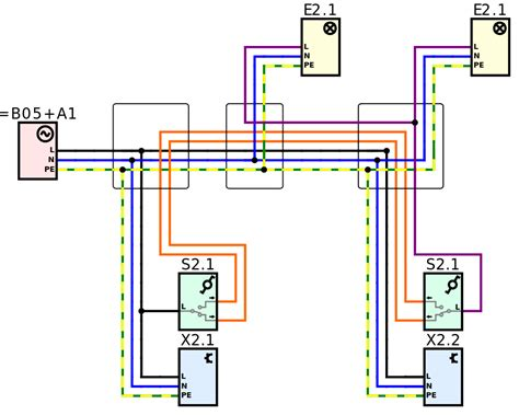 file colour wiring wall vdd svg wikimedia commons