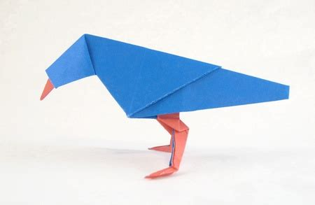 Origami Of Birds - bird jun maekawa gilad s origami page
