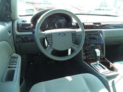 Ford Five Hundred Interior by 2007 Ford Five Hundred Pictures Cargurus