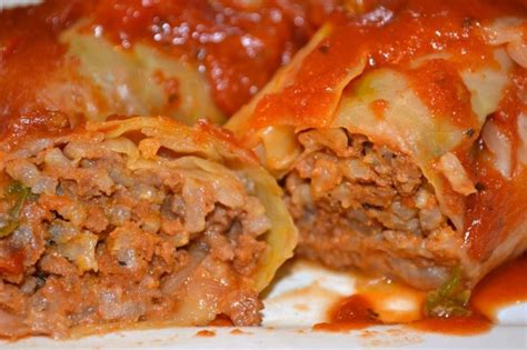 easy cabbage rolls recipe good eats pinterest
