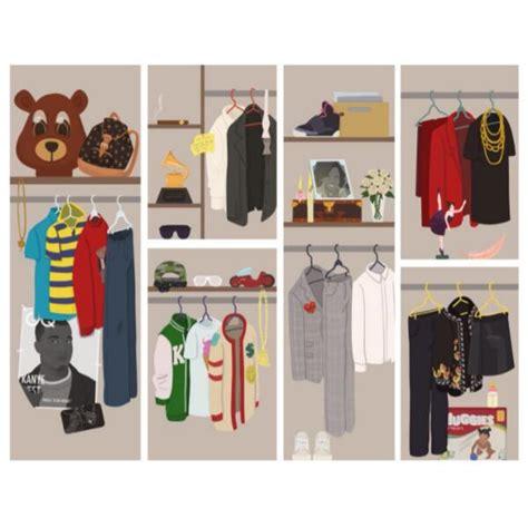 Kanye West Closet by The Evolution Of Kanye West S Closet