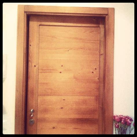 porte abete porte in legno naturale di abete con effetto bruciato