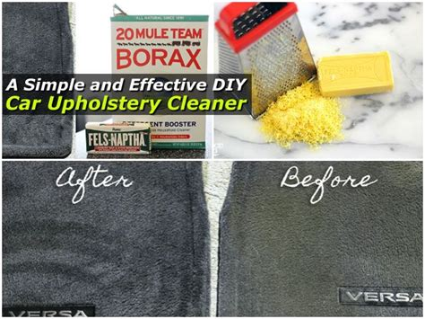 homemade auto upholstery cleaner 1000 images about diy carpet cleaner on pinterest