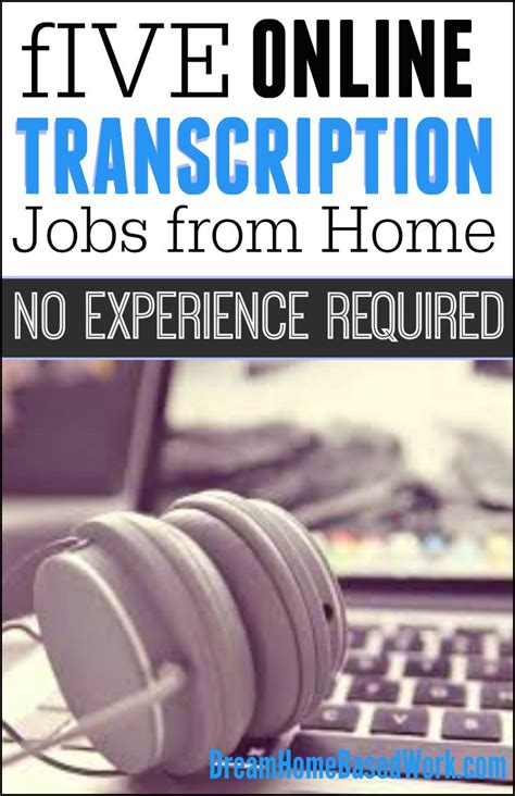 Top 5 Online Work From Home Jobs - 22 best images about work at home on pinterest work from home jobs