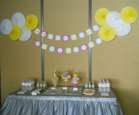 how to make baby shower decorations at home baby shower decoration ideas interior home design