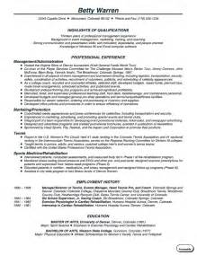 Combination Resume Templates by Hybrid Resume Exles Resume Format Pdf