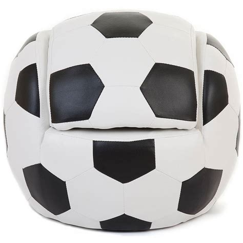 Football Chair by Football Chair With Foot Stool By Hibba Toys Of Leeds