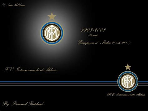 wallpaper animasi intermilan inter milan logo wallpapers hd collection free download