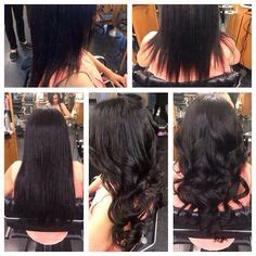 so cap hair extensions before and after omaha hair extensions 402 490 9626 yesterday s