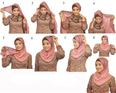 cara memakai jilbab 2013 hairstylegalleries com blog paman inhu cara memakai jilbab terbaru cantik 2013