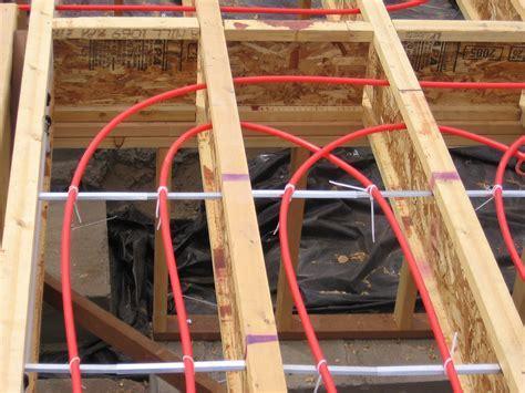 Installing Radiant Floor Heating by Installing Radiant Floor Heating Bend Oregon Bend Heating