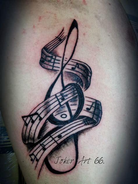 imagenes tatuajes clave de sol tatuajes de clave de sol imagui