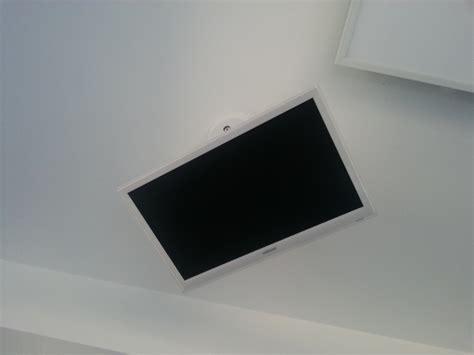 samsung ceiling mount tv