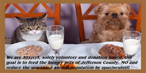 Jefferson County Food Pantry by Jefferson County Pet Food Pantry