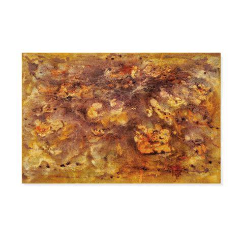 il letto fiume letto di fiume resina su tela 70x100 quadro dipinto pittura