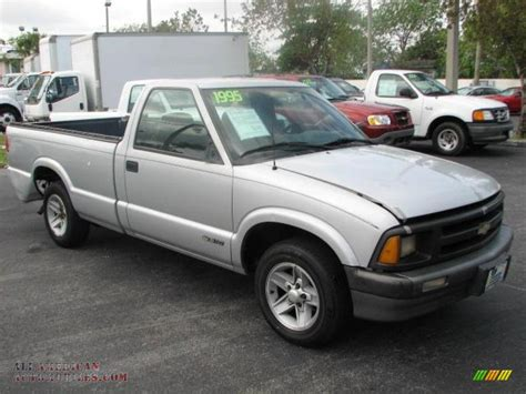 how does cars work 1995 chevrolet s10 seat position control 1995 chevrolet s10 ls regular cab in silver metallic 162614 all american automobiles buy