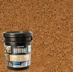 restore paint colors rust oleum deck restore review one project closer