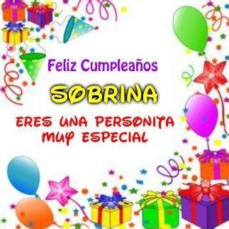 imagenes de happy birthday para mi sobrina 91 best tarjetas de cumplea 241 os sobrina images on pinterest