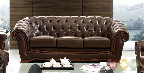 brown tufted leather sofa tufted chesterfield sofa brown italian leather sofa