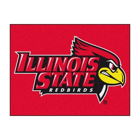 fanmats ncaa illinois state 2 ft 10 in x