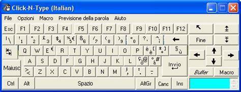 lettere tedesche tastiera tastiera virtuale click n type lake software