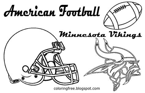 nfl vikings coloring pages viking players coloring pages sketch coloring page