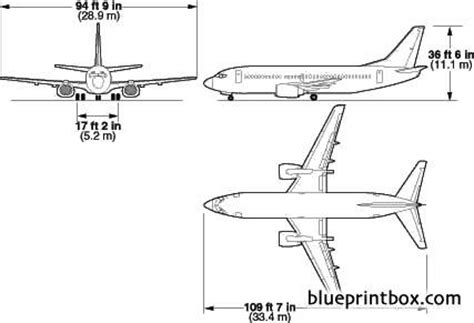 boeing 737 300 plan si鑒es boeing 737 300 400 500 plans aerofred free