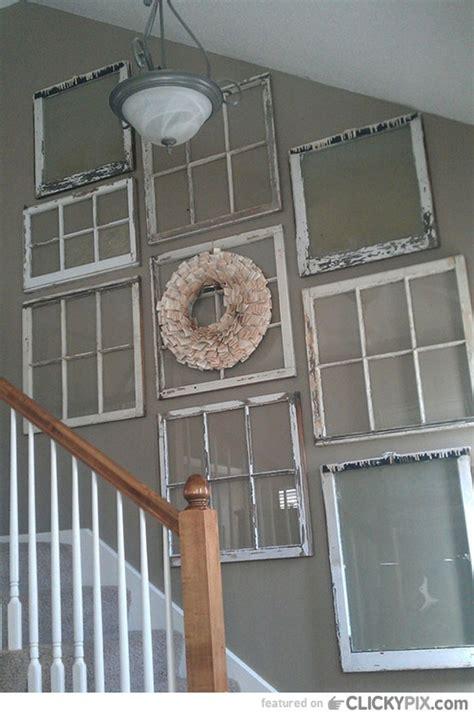 Decorating Ideas Using Windows 46 Creative Diy Ideas Using Windows In Your Home