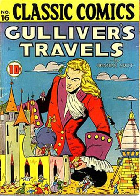 libro gullivers travels the great jonathan swift and gulliver s travels great writers