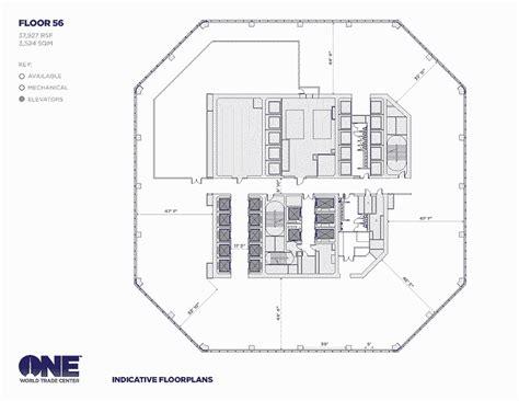 wtc floor plan world trade center floorplans the cleverest