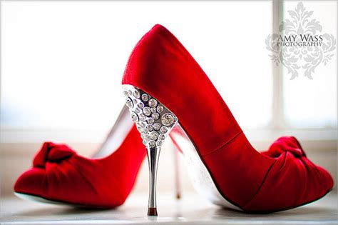 Hochzeitsschuhe Rot by Wedding Shoes With Diamonte Heels I Like Shoes