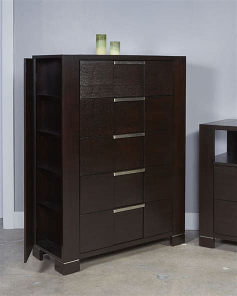 najarian furniture contemporary bedroom set studio na stbset najarian furniture chest studio na stch