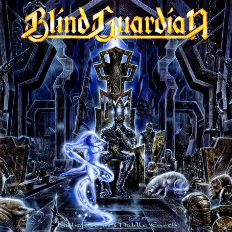 A Middle Earth Album nightfall in middle earth blind guardian listen and