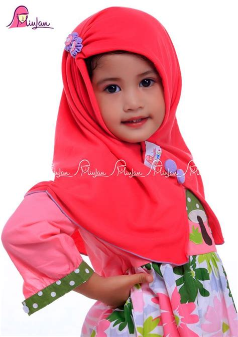 Miulan Dress Kaefy Anak tasya shocking pink miulan boutique