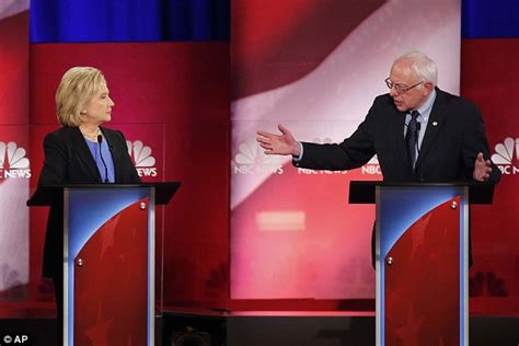 hillary clinton defends her 200 000 speaking fees to pay bernie sanders blasts hillary clinton for receiving 600k