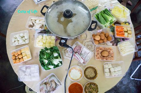 steam boat delivery halal steamboat delivery by bamboo catering