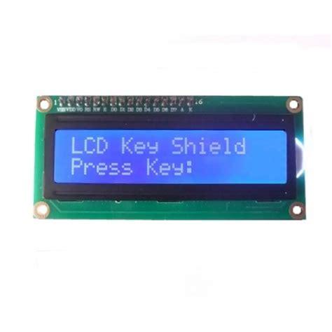 Lcd 16x2 16x2 lcd display white blue led backlight lcd16x2wb