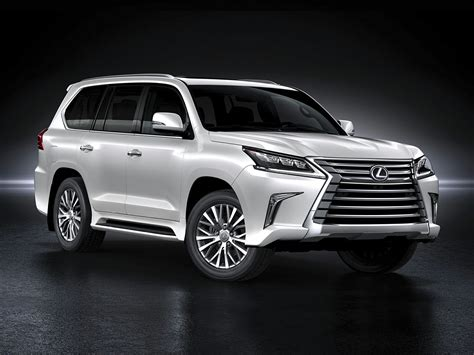 New 2017 Lexus Lx 570 Price Photos Reviews Safety