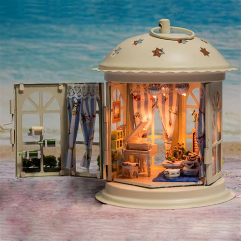 dolls house lighting kit miniature dollhouse kits promotion online shopping for promotional miniature dollhouse