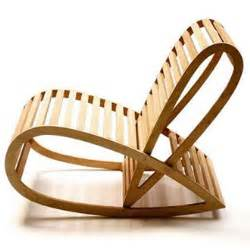 Outdoor Relaxer Chair Ron Arad Voido Rocking Chair