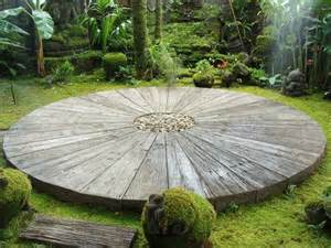 circular patio seating circular patio for pit seating area the moss
