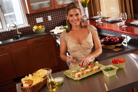 hot female chefs cat cora meet the first female iron chef fortune
