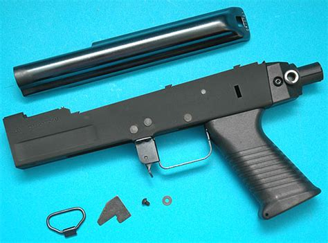 G P Special Forces 100m Metal B Type g p ak metal set fm stylex extended stock adapter bk airsoft tiger111hk area