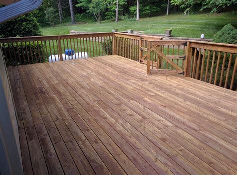 deck sealing arkansas seal smart