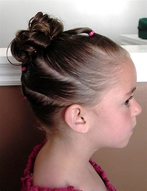Cheerleading Hairstyles by Sweet Chearleading Hairstyles For