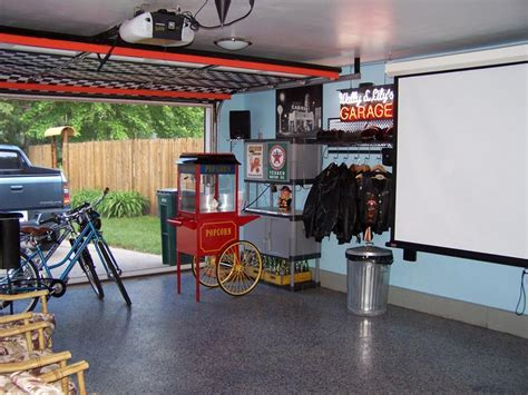 Garage Theater by Epson Home Cinema 6500 Ub Home Theater By Walter Carlson