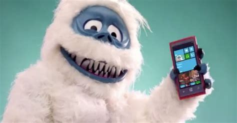 abominable snowman  windows phone  find