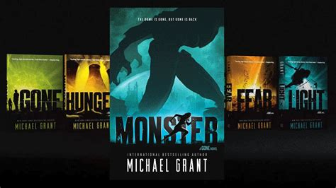 1405277092 the gone book the gone series monster by michael grant official book